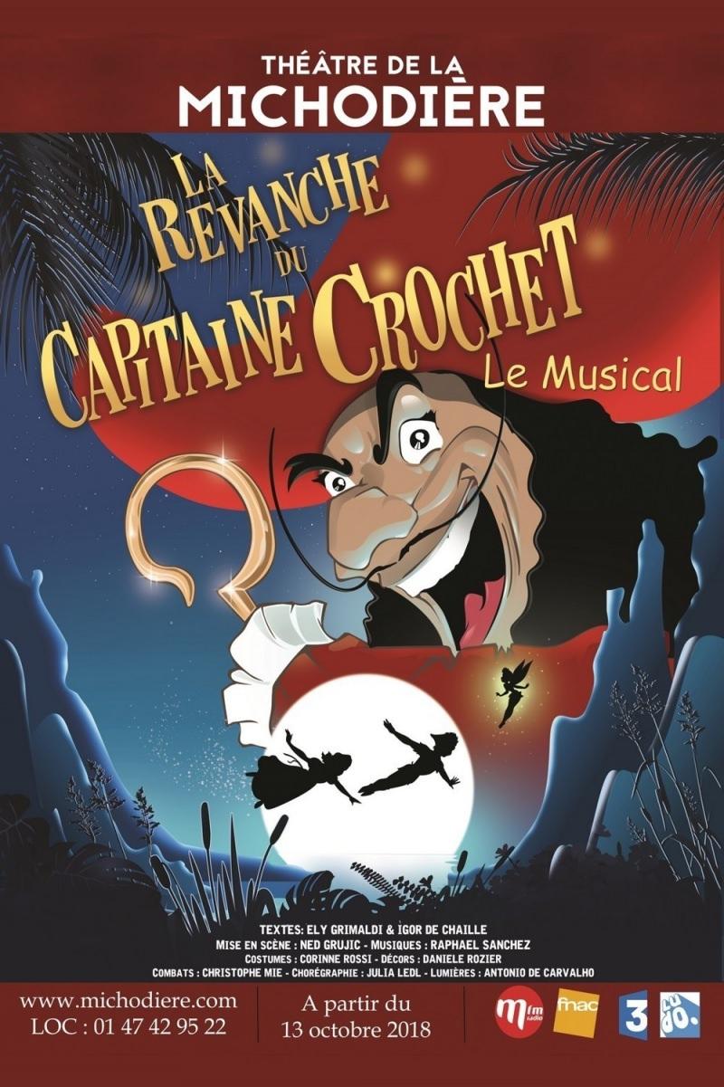 La Revanche du Capitaine Crochet
